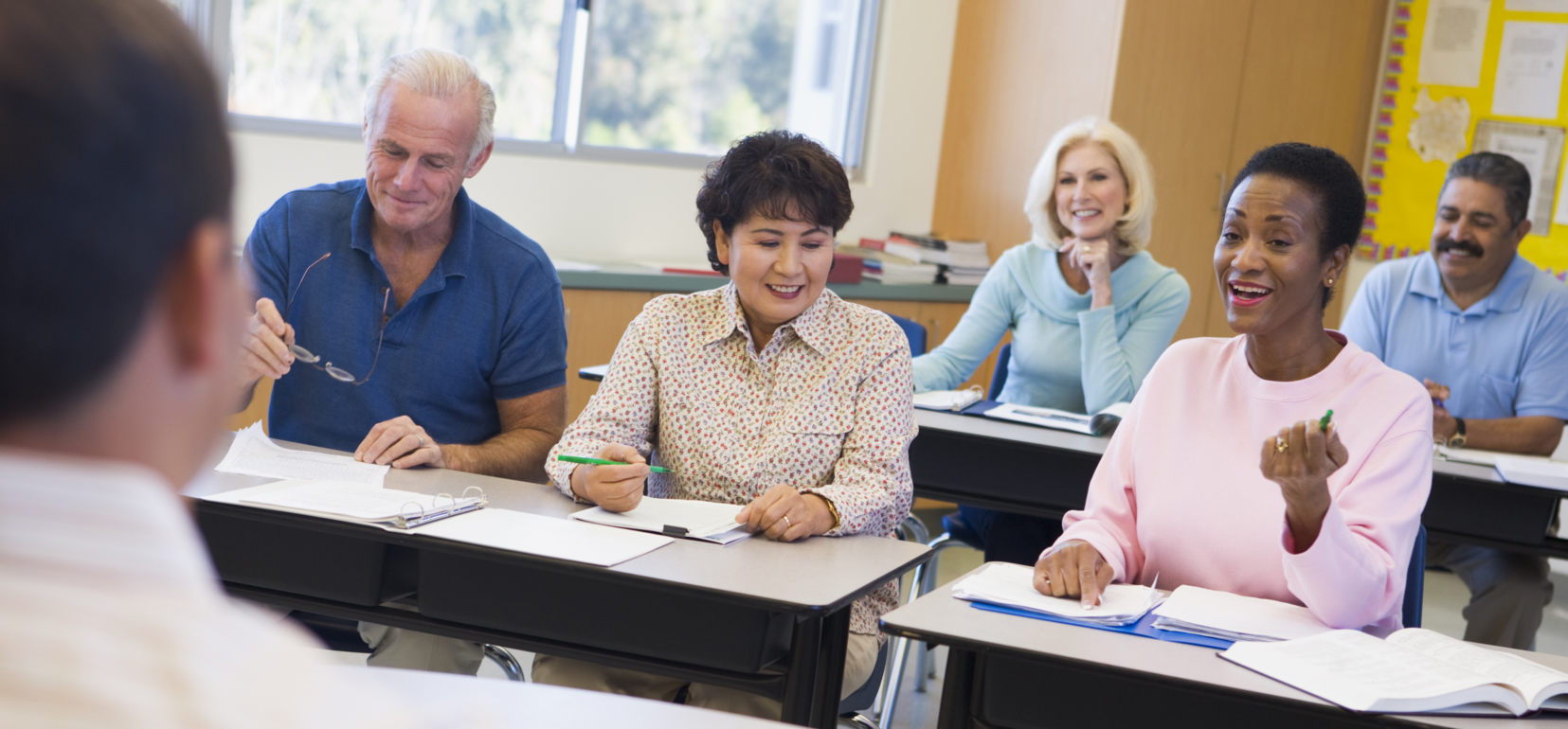 Adult accelerated education